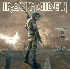 Best Heavy Metal Bands, Heavy Metal Rock, Evil Pictures, Band Pictures, Bruce Dickinson, Best Rock Bands, Cool Bands, Iron Maiden Mascot, Iron Maiden Posters