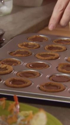 A secret shortcut makes Ree's Peanut Butter Cup Cookies a Drummond family favorite.
