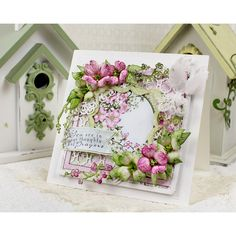 Heartfelt Creations Flowering Dogwood Complete Collection No Colour