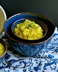 Real Food Girl: Unmodified Risotto Milanese- a guest post over at Mommypotamus