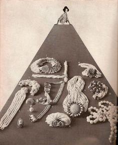 melvin sokolsky  harper's bazaar april 1962