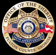 Fulton county Sheriff GA