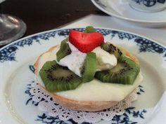 Watts Tea Room Kiwi Tarts