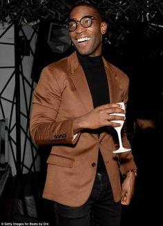 ''TINIE'' Fashion 101, Mens Fashion, Tinie Tempah, Black Brogues, Modern Gentleman, Get Dressed, Gq, Dapper, Casual Wear