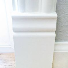 Stumped on how to transition between your baseboards and door trim? Try a plinth block! This tutorial will show you how to install them for a finished look.