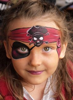 makeup tips carnival face painting pirate - makeup tips carnival face painting pirate makeup tips carnival face painting pirate Pirate Face Paintings, Face Painting For Boys, Face Painting Designs, Paint Designs, Body Painting, Face Painting Stencils, Painting Tips, The Face, Face And Body