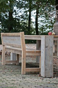 Fresh Bauholz Gartenbank Rustik