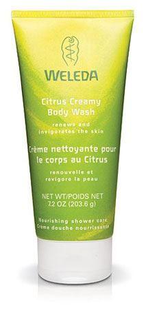 Citrus Creamy Body Wash by Weleda