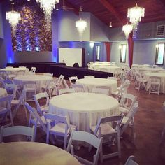 """""""Starting up the season with a 50th Anniversary Party for a lovely couple. We make it easy for our clients, they just come in and everything is ready for…"""""""
