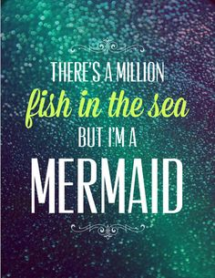 I wish! I really want to be a genie mermaid who rides a magic carpet under the sea. My mind has some trippy thoughts.