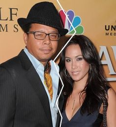Terrence Howard has been accused of beating his ex-wife