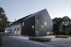 Cantonal School Refectory / :MLZD - Wettingen, Switzerland