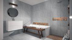 Design by VAMØ – Interiørarkitektur, boligstyling og lysdesign Mirror, Bathroom, Furniture, Design, Home Decor, Modern, Washroom, Decoration Home, Room Decor
