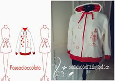 pausacioccolata fashion&cosmetics!: Finally sweatshirt!  Finalmente la felpa!