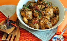 Life Scoops: Dhaba Chicken