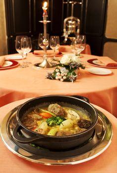 """Cada miércoles en temporada servimos nuestro menú especial de """"escudella i carn d'olla"""".  Every wednesday on season, we are offering our special """"escudella i carn d´olla"""" menu."""