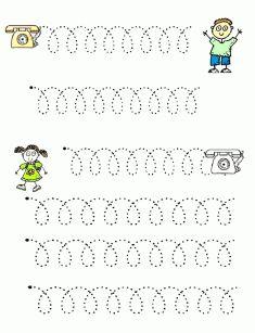 Preschool Education, Preschool Curriculum, Preschool Printables, Preschool Worksheets, Kindergarten Activities, Numbers Preschool, Free Preschool, Pre Writing, Writing Skills