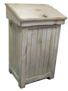 11 best trash cans images kitchen ideas wooden trash can kitchen rh pinterest com
