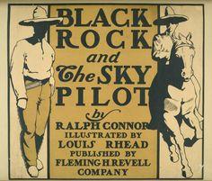 Black rock and the sky pilot.