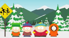 HD Widescreen Wallpapers - south park image (Jecori Holiday 3840x2160)