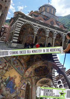 A day of adventure at the stunning UNESCO Rila Monastery, Stob Pyramids and the…