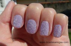 Dica das Amigas: Plush Nails