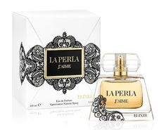 And also new from La Perla: J'aime Elixir …