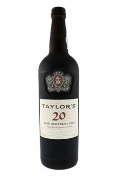 Taylors 20 Year Old Tawny Port Taylors Port from Fraziers Wine Merchants