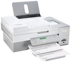 Lexmark Wireless X6570 All-In-One Dual Cartridge Inkjet Printer