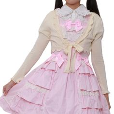Worldwide shipping available ♪ ニットカーディガン Emily Temple cute https://www.wunderwelt.jp/en/products/w-02202  IOS application ☆ Alice Holic ☆ release Japanese: https://aliceholic.com/ English: http://en.aliceholic.com/