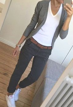 casual outfits for winter ; casual outfits for women ; casual outfits for work ; casual outfits for school ; Simple Casual Outfits, Work Casual, Comfy Casual, Casual Women's Clothes, Smart Casual Wear For Ladies, Casual Friday Office, Womens Fashion Outfits, Casual Friday Work Outfits, Comfy Work Outfit
