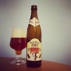 Ulrich Martin Festbock #bockbier  #beerporn #kiel #instabeer #beerstagram