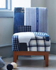 Kintsugi Chair - http://www.sweetpaulmag.com/crafts/kintsugi-chair #sweetpaul