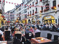 The wunderbars of Düsseldorf