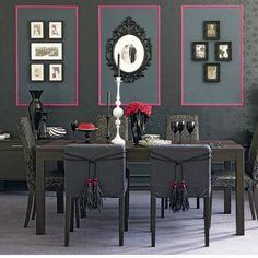 Elegant Classy Dining-Room Design