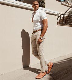 "Remonde Laroy Levy on Instagram: ""Man I Is ✨👍🏽 • • • 📸  Brandon Ilic Estates @brandonilic 🥼  ASOS @asos_man @asos 💇🏽♂️ Percy Defronzo Souder @icefadecity…"" Asos Men, Normcore, Suits, Instagram, Style, Fashion, Swag, Moda, Fashion Styles"
