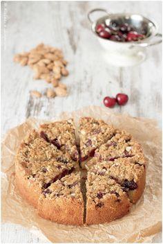Mandel-Kirsch-Kuchen I