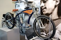 Pedal Forward Stretched Design Accomodates Both Average and Taller Riders Cruiser Bicycle, Custom Design, Fitness, Bicycles, Image, Ideas, Touring Bike, Thoughts, Bicycle