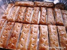 Πανεύκολο μιλφέιγ {millefeuilles} - Χρυσές Συνταγές Banana Bread, Desserts, Recipes, Food, Tailgate Desserts, Deserts, Essen, Postres, Dessert