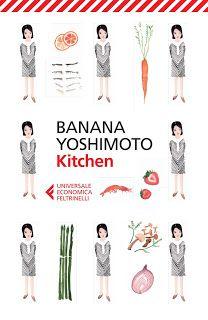 """Il Blog di Elisabetta: Nuova lettura: """"Kitchen"""" (romanzo) di Banana Yoshi..."""