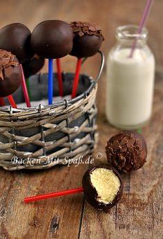 Käsekuchen-Cake-Pops