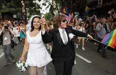 New York's Historic Decision On The Same-Sex Marriages