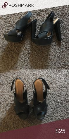 Heels size 9 Brand new never worn to high for me 4 1/2 inch 2 Cute Shoes Heels