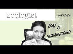 Fragrancy Blog reviews Zoologist's Bat & Hummingbird on YouTube.