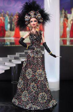 Barbie Miss Las Vegas Ninimomo 2014/2015