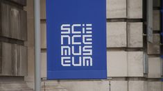 SCIENCE MUSEUM LONDON LOGO  Thinking about the font of the logo