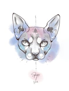 Sphynx by anouki-morgenstern on DeviantArt
