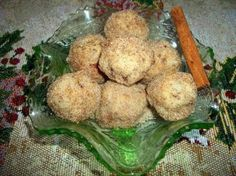 ~ Cinnamon Ball Cookies ~ So Easy Recipe | Just A Pinch Recipes