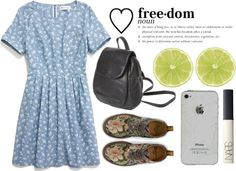 """it feels like we're shootin' the moon"" by smoothpeanutbutter ❤ liked on Polyvore"