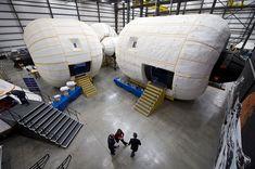 Una compañía estadounidense, Aerospace Bigelow, podría tener la clave para permitir que nuestra expansión al espacio sea mucho más rápida, y accesible, de lo que pensamos en la actualidad. #astronomia #ciencia